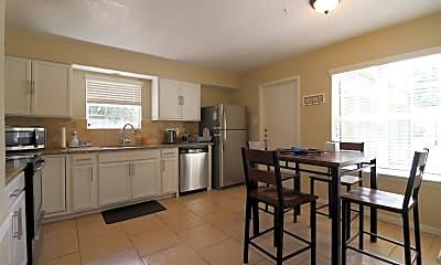 Kitchen, 1030 Red Rock Canyon Drive, 1