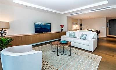 Living Room, 1388 Ala Moana Blvd 1705, 0