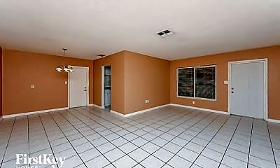 Living Room, 1429 Satsuma St, 1