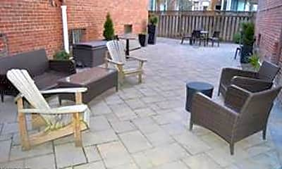 Patio / Deck, 1439 Euclid St NW 204, 2