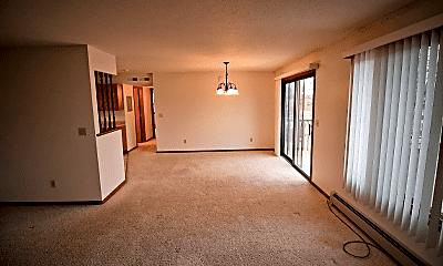 Living Room, 5401 56th St, 1