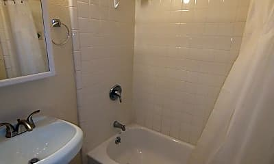 Bathroom, 1030 Willow Street, 2
