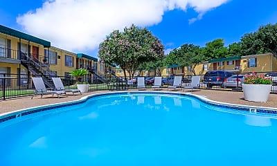 Pool, 9600 Braes Bayou Dr, 0