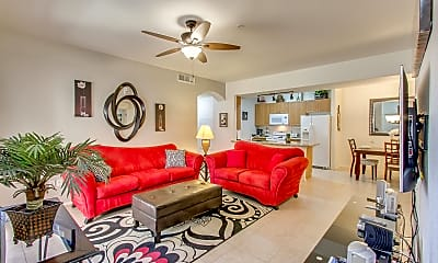 Living Room, 10136 E Southern Ave 1064, 0