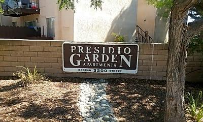 Presidio Garden Apartments, 1