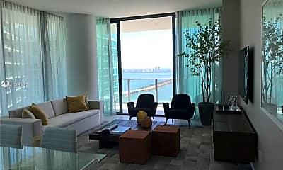 Living Room, 480 NE 31st St 3307, 1