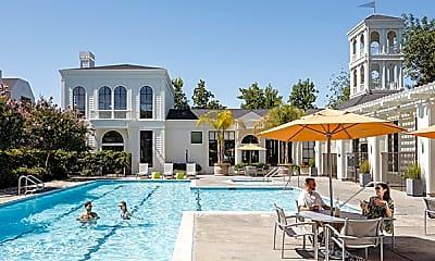 Pool, Mansion Grove, 0