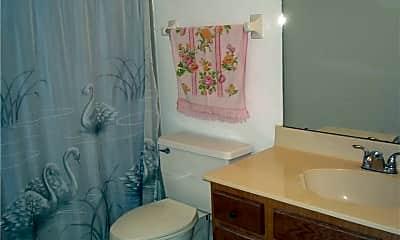 Bathroom, 3300 N Key Dr 4W, 1