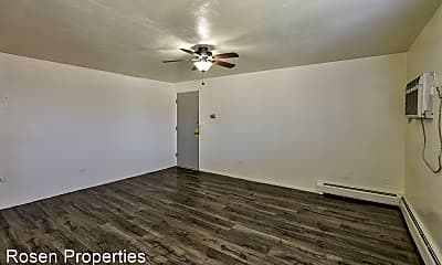 Living Room, 1262 Columbine Street, 1