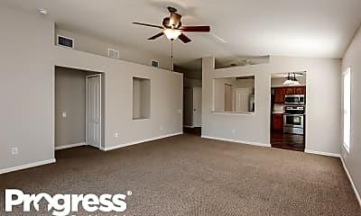 Living Room, 13008 Early Run Lane, 1