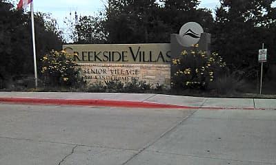 Creeksidevillas, 1