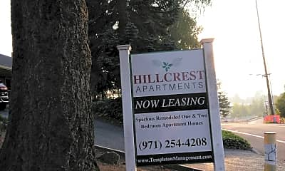 Hillcrest, 1