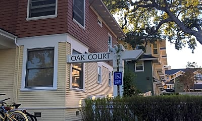 Oak Court Apartments, 1