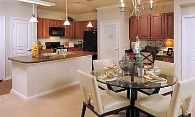 Kitchen, Alta At Regency Crest, 0
