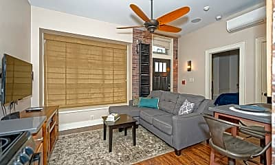 Living Room, 399 State St 105, 2