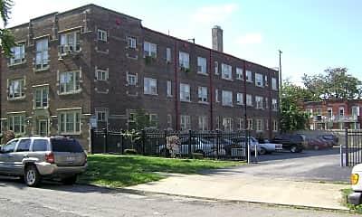 Building, 1442 W 101st St, 2