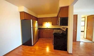 Kitchen, Mark Court Apartments, 1