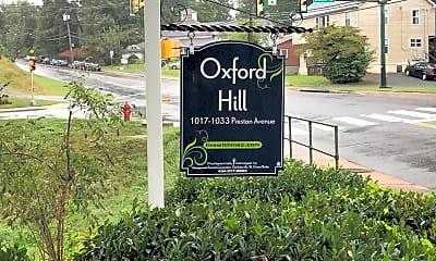 Oxford Hill Apartments - MSC UVA, 1