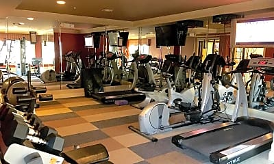 Fitness Weight Room, 54 Polifly Rd 108, 2
