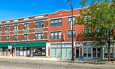 Building, 1344 W Devon Ave, 1