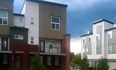 Building, 3781 Depew St, 2