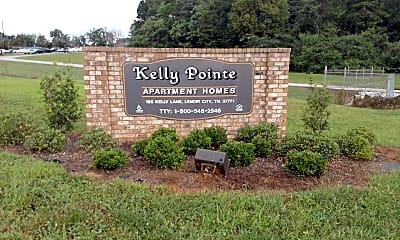 Kelly Pointe, 1