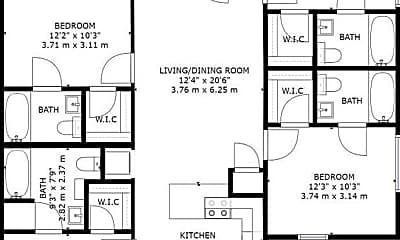 1110 Carlton Ave Unit 101, 2