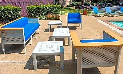 Pool, Cedar Trails Apartments, 2