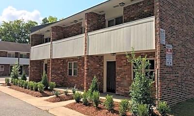 Building, 2447 Brownlee St, 1