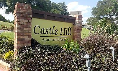 CASTLE HILL APARTMENTS, 1