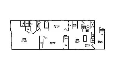 Building, 1622 W Le Moyne St, 2