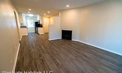 Living Room, 1215 N Sweetzer Ave, 1