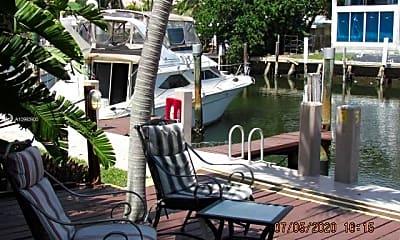 Patio / Deck, 90 Isle of Venice Dr 7, 0