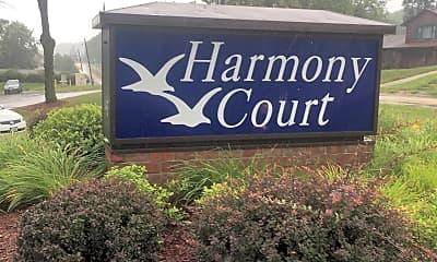 Harmony Court, 1