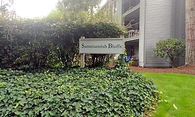 Sammamish Bluffs Condominiums, 1