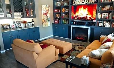 Living Room, 4275 Asher St 54, 0