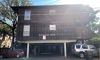 T-Square Apartments, 1