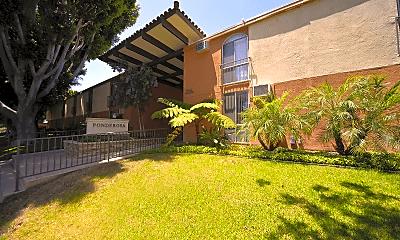 Building, Ponderosa Apartments, 1