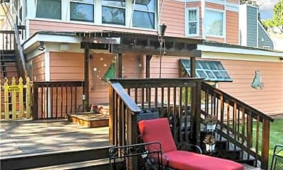Patio / Deck, 616 26th St A, 2