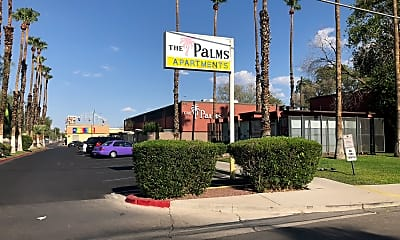 The Palms Apartments, 1