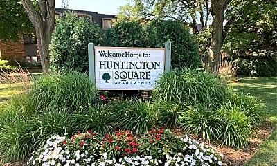 Huntington Towers, 1
