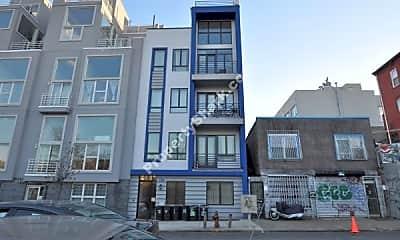 Building, 128 Scholes St, 2