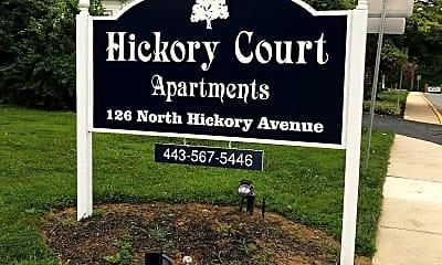 Hickory Court, 1