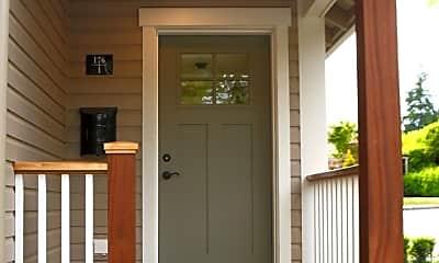 Patio / Deck, 176 Ericksen Ave NE, 2