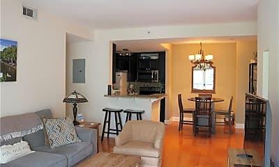 Living Room, 1074 Peachtree Walk NE B312, 1