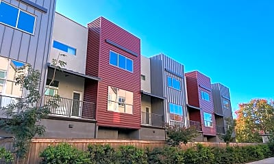 Building, 632 Cedar St, 1