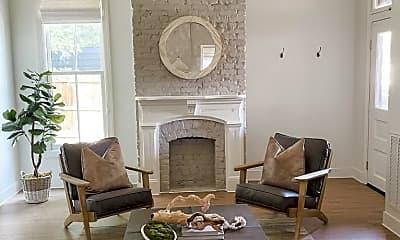 Living Room, 4410 Dakota Ave, 1