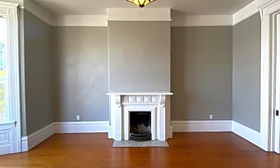 Living Room, 1106 Valencia St, 1