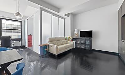 Living Room, 20 Pine St 2012, 1
