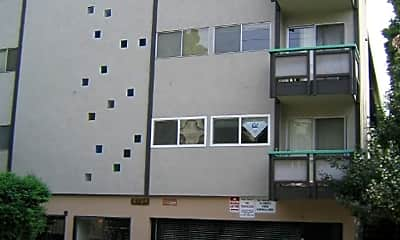 Building, 2724 Channing Way, 1